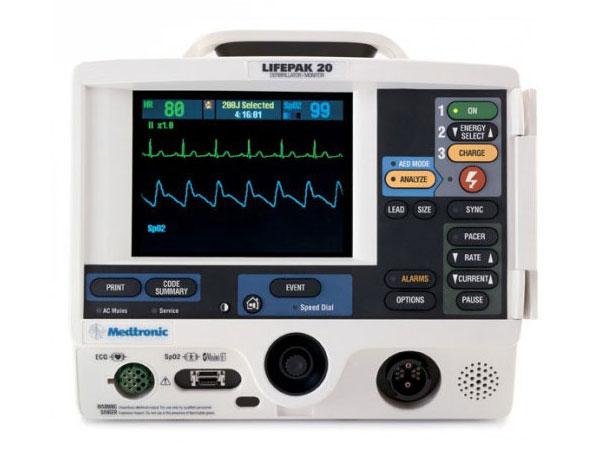 تجهیزات آمبولانس - مانیتورینگ-و-دفیبریلاسیون