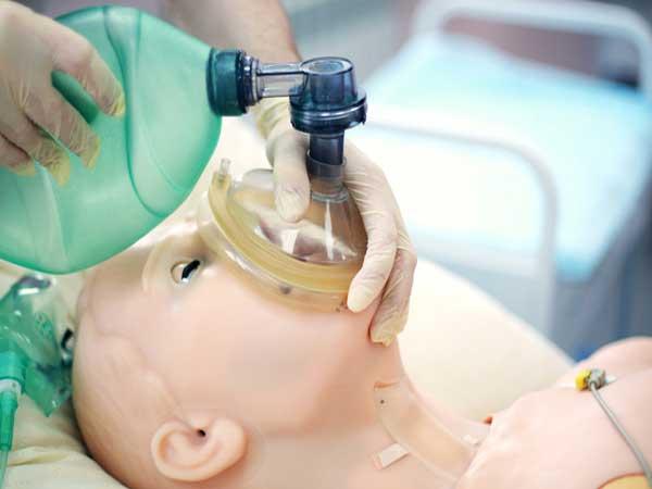 تجهیزات آمبولانس - آمبوبگ (BVM)