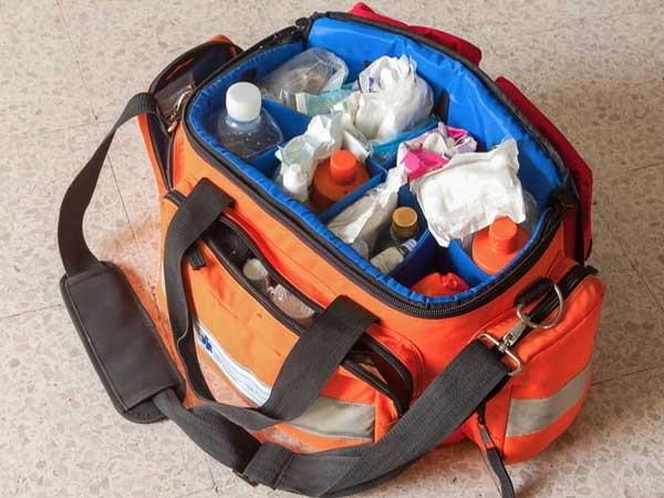 تجهیزات آمبولانس - کیف دارو