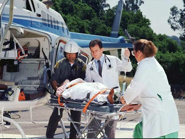 انتقال با آمبولانس هوایی - یک گزینه عالی برای بیماران جدی